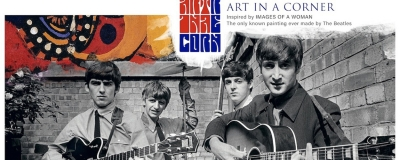 Florence Welch, Brian Wilson and more channel The Beatles to paint for Youth Music